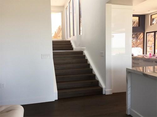 Umas escadas normais...