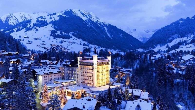 Um hotel inspirado no The Great Gatsby, na Suíça