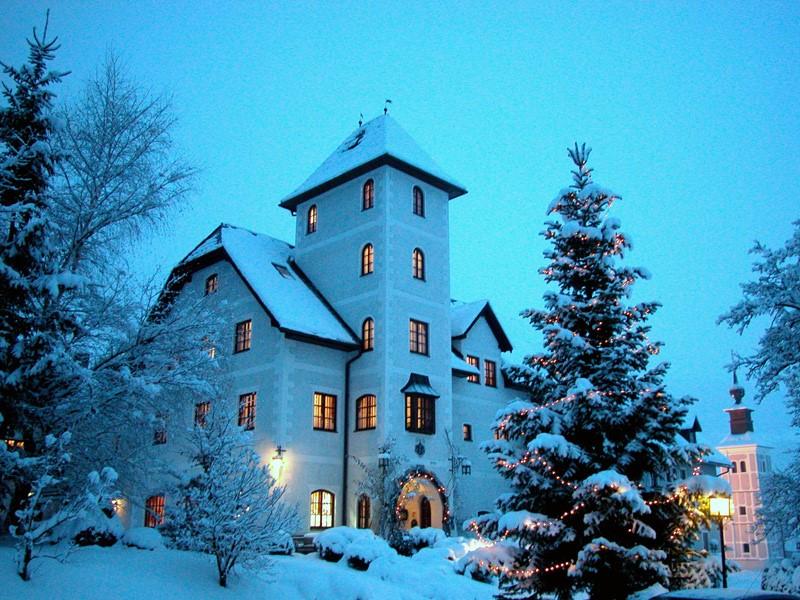 Viajar em família, até à Áustria