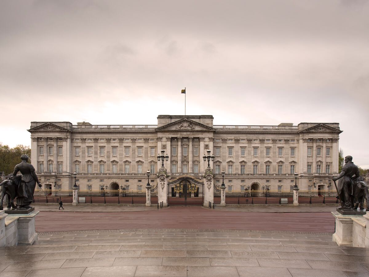 O Palácio de Buckingham / Ignacio Pereira