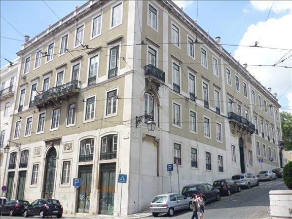 BdP comprou o Palácio das Belas Artes em 2015 por 18 milhões / Câmara Municipal de Lisboa
