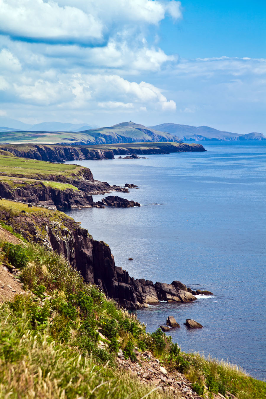 Península de Dingle (Irlanda)