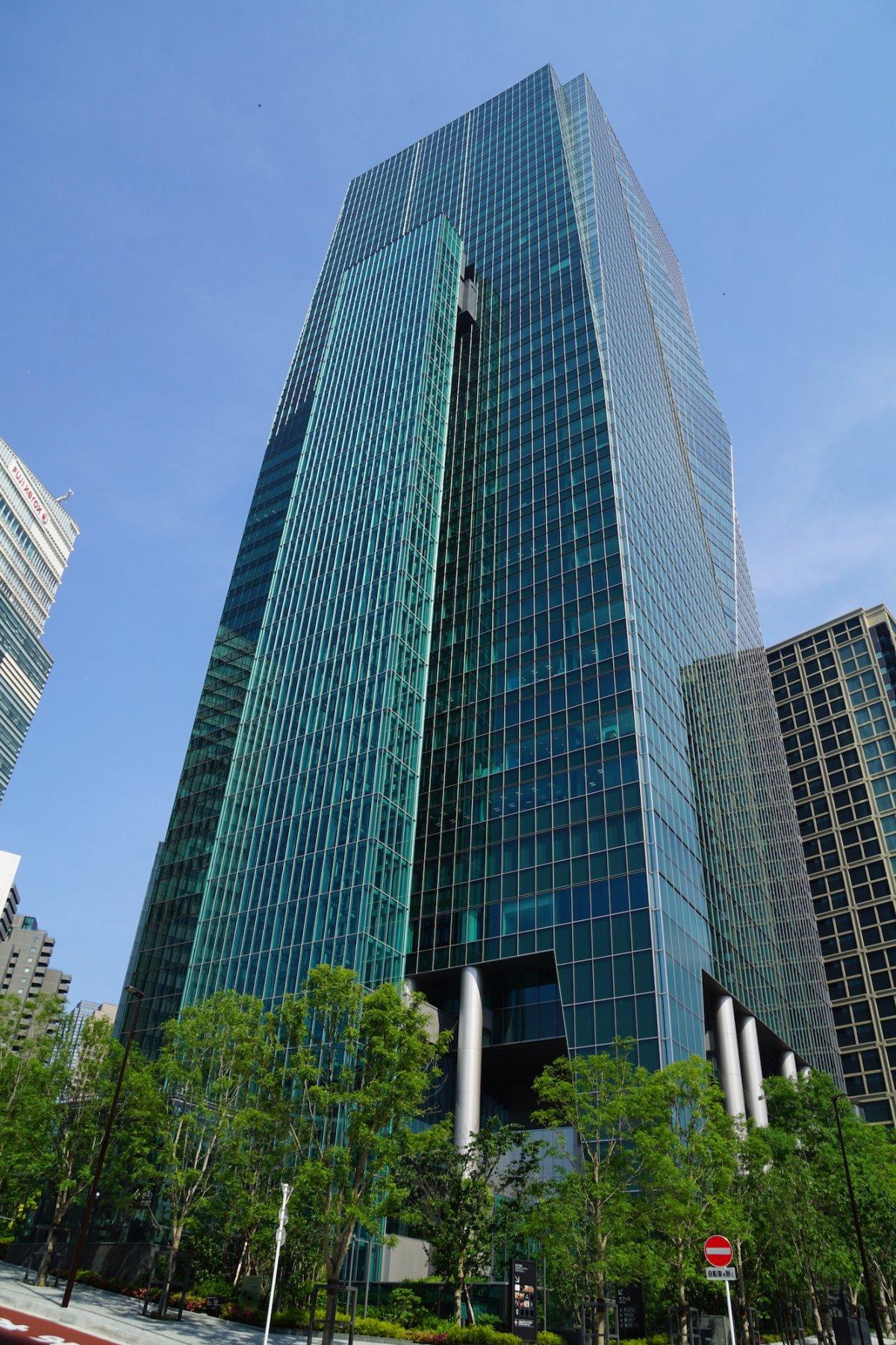 10º lugar: Sumitomo Fudosan Roppongi Grand Tower/Japão