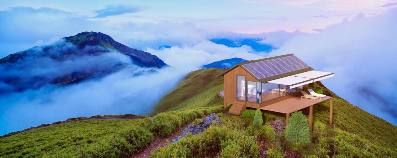 A casa oferece infinitas possibilidades