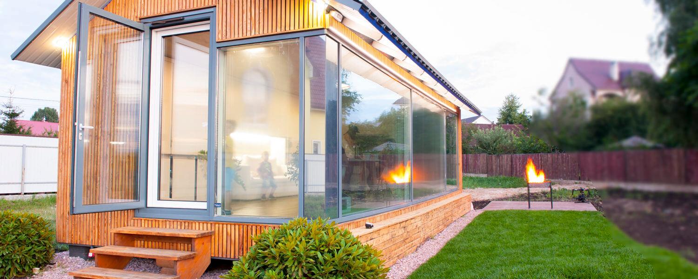 Uma casa constru da em oito horas sim gra as impress o 3d idealista news - Madi casa pieghevole ...
