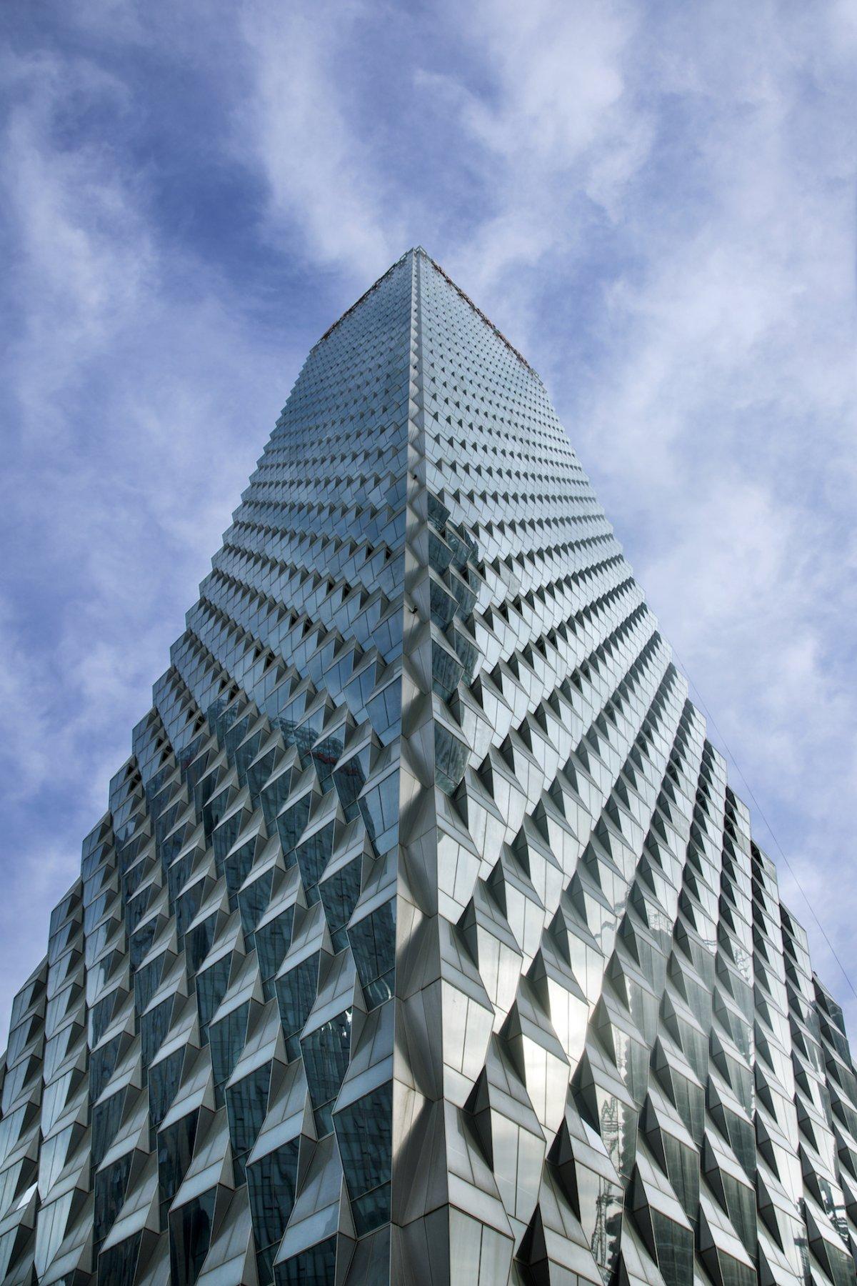 9º lugar: Beijing Greenland Dawangjing Tower/China