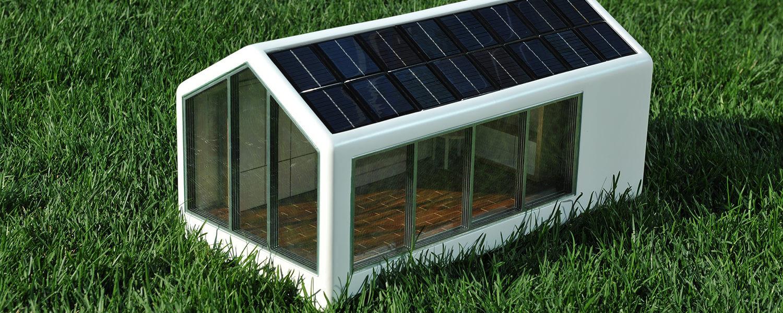 Pode ser uma casa de jardim...