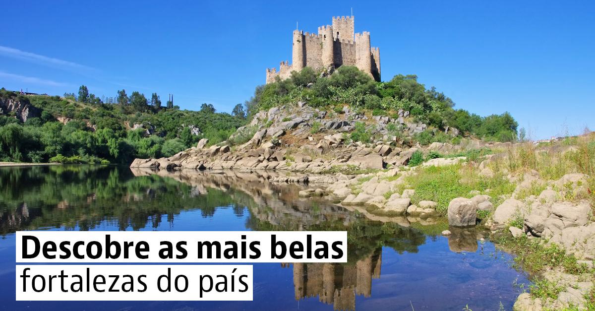 Os impressionantes castelos de Portugal que tens de visitar