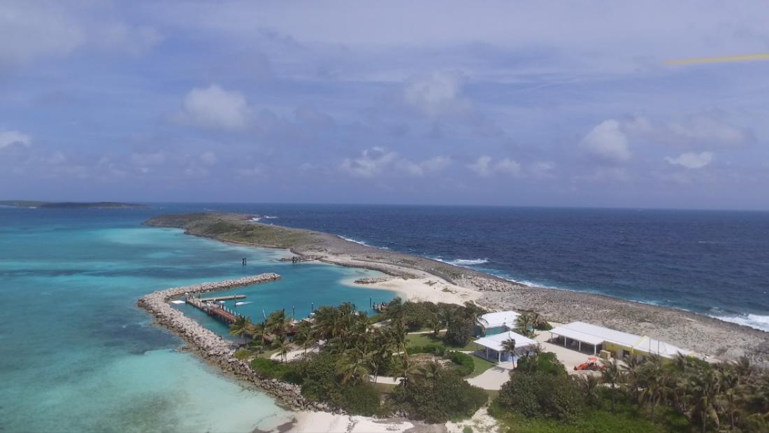 Frozen Cay, Bahamas