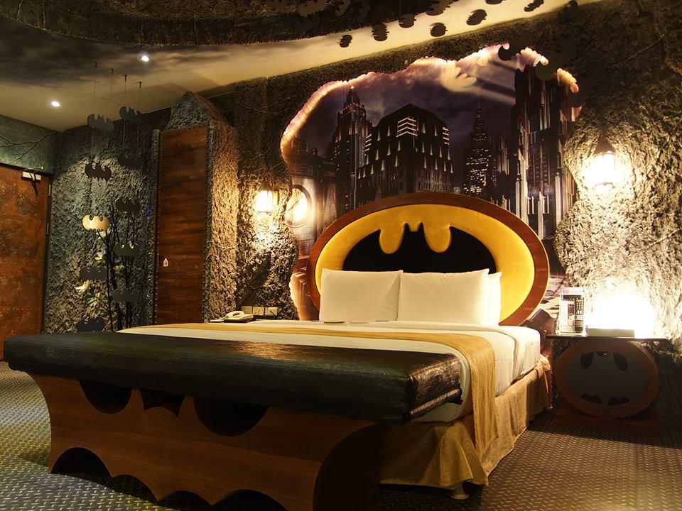 "O ""esconderijo"" do Batman em Taiwan"