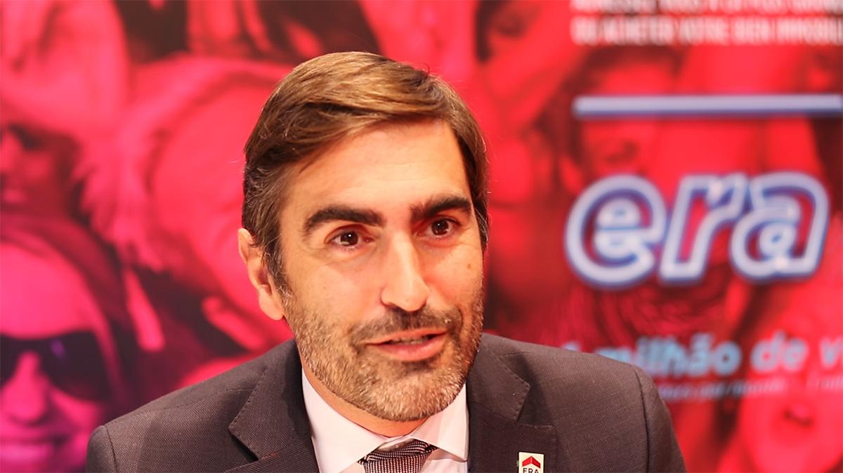 João Pedro Pereira, membro da Comissão Executiva da ERA