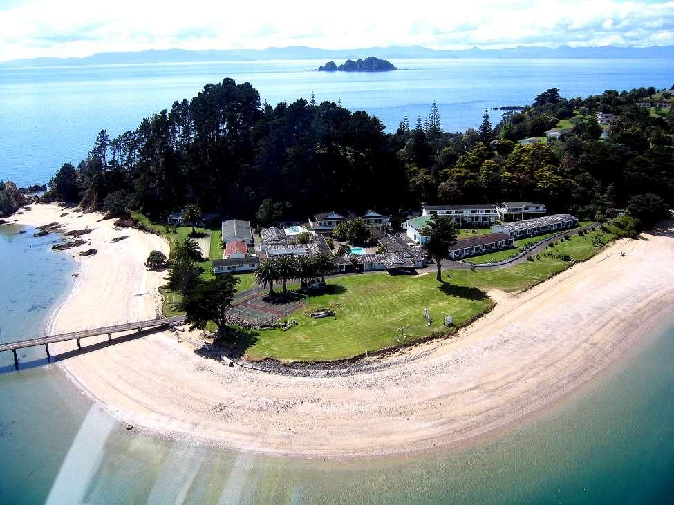 Isla Pakatoa, Auckland, Nova Zelândia