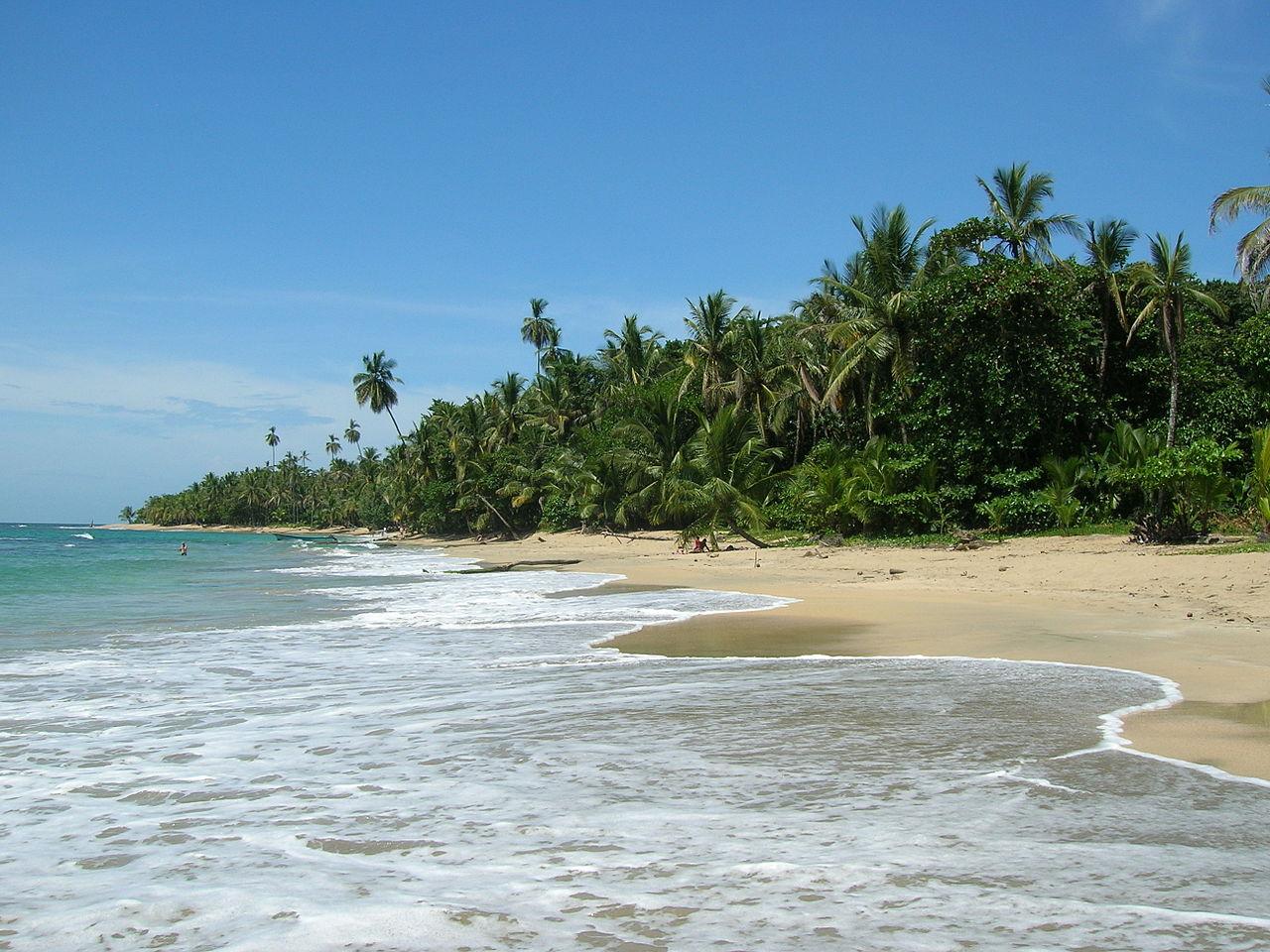 24- Punta Uva Beach, Costa Rica