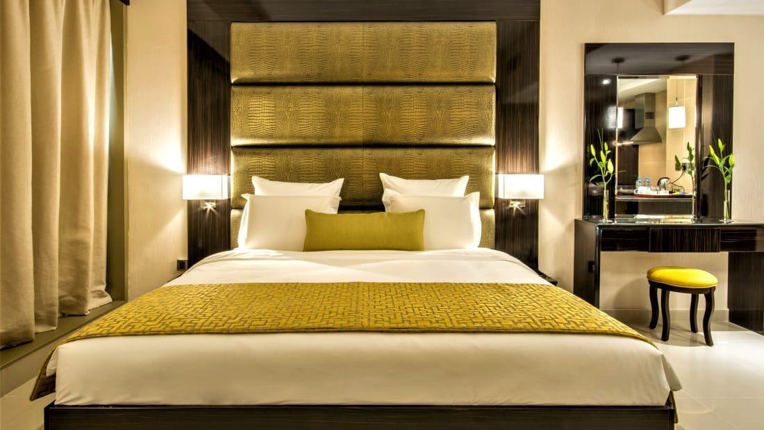 Cada suite custa 145 euros
