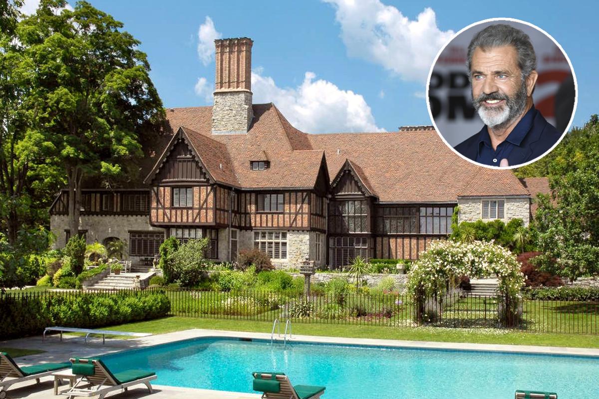 A casa está à venda por 18,5 milhões de euros