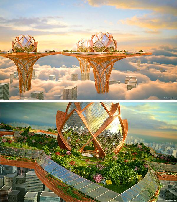 Cidade no Céu