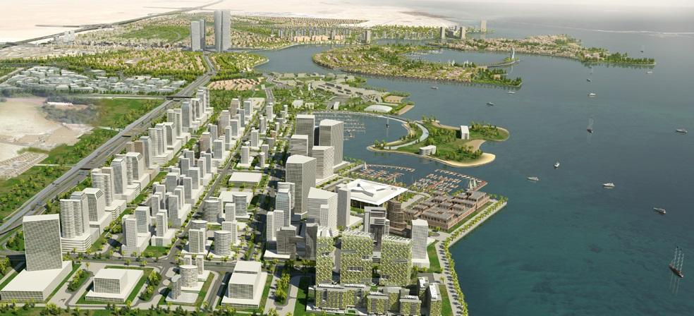 Lusail City, Qatar / Lusail.com