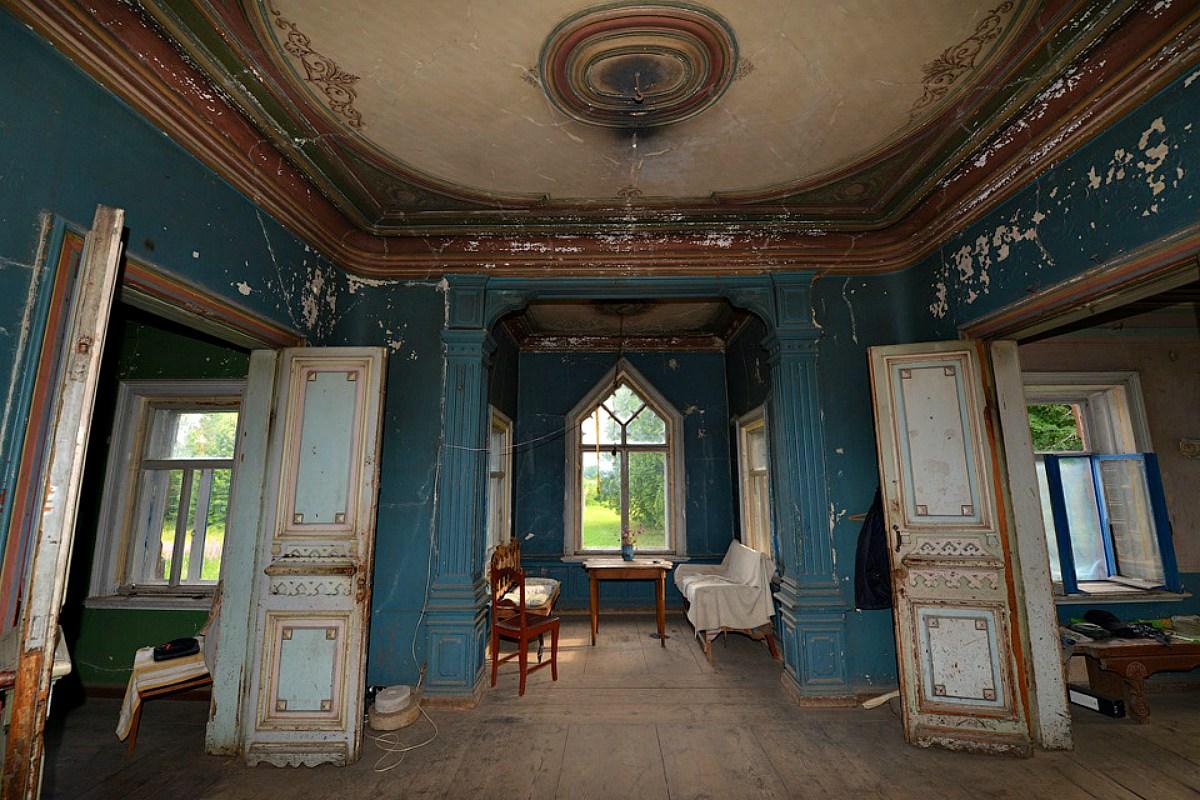 Foi construída por Ivan Polyashov