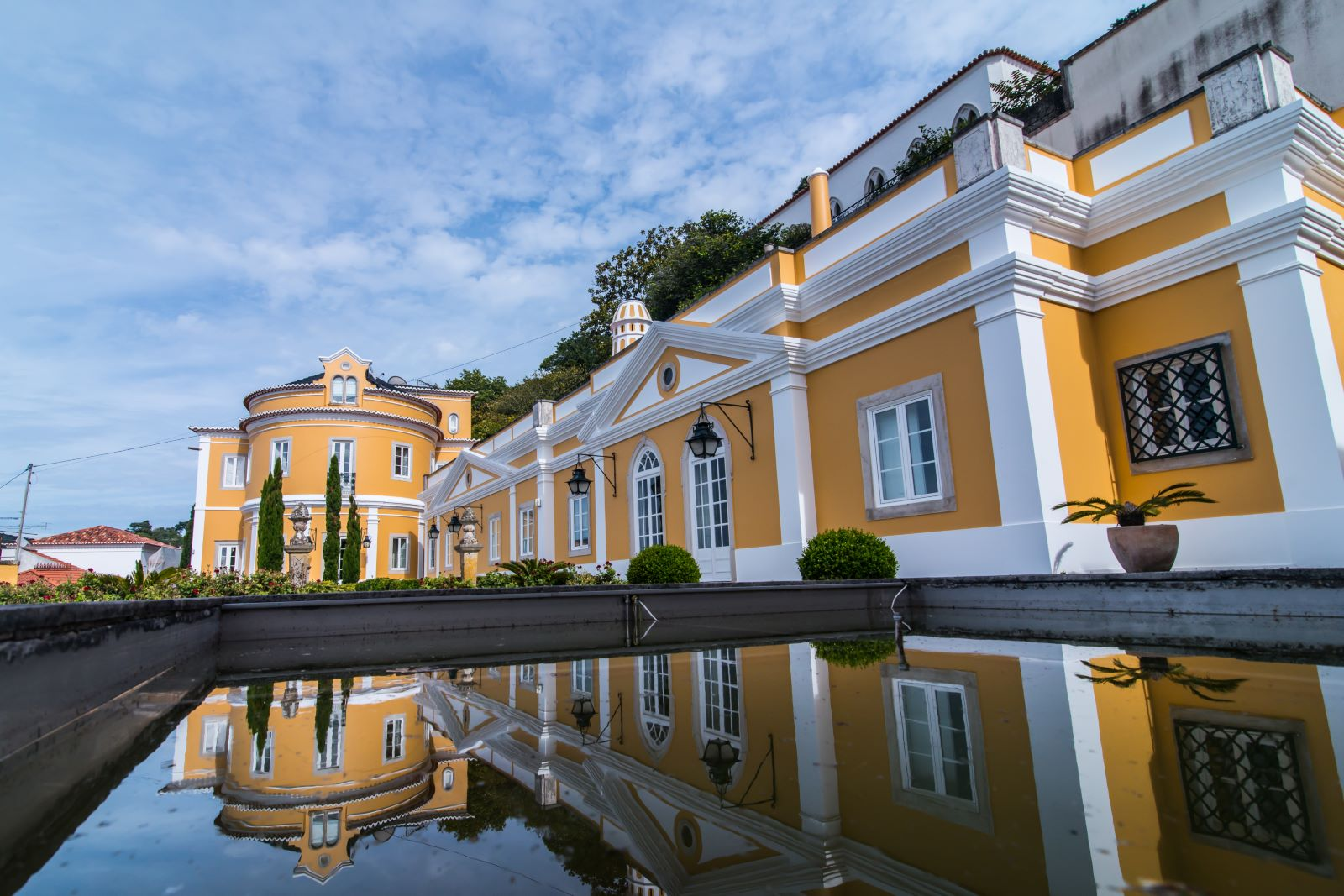 Palacete T10, no coração de Sintra / Private Luxury Real Estate