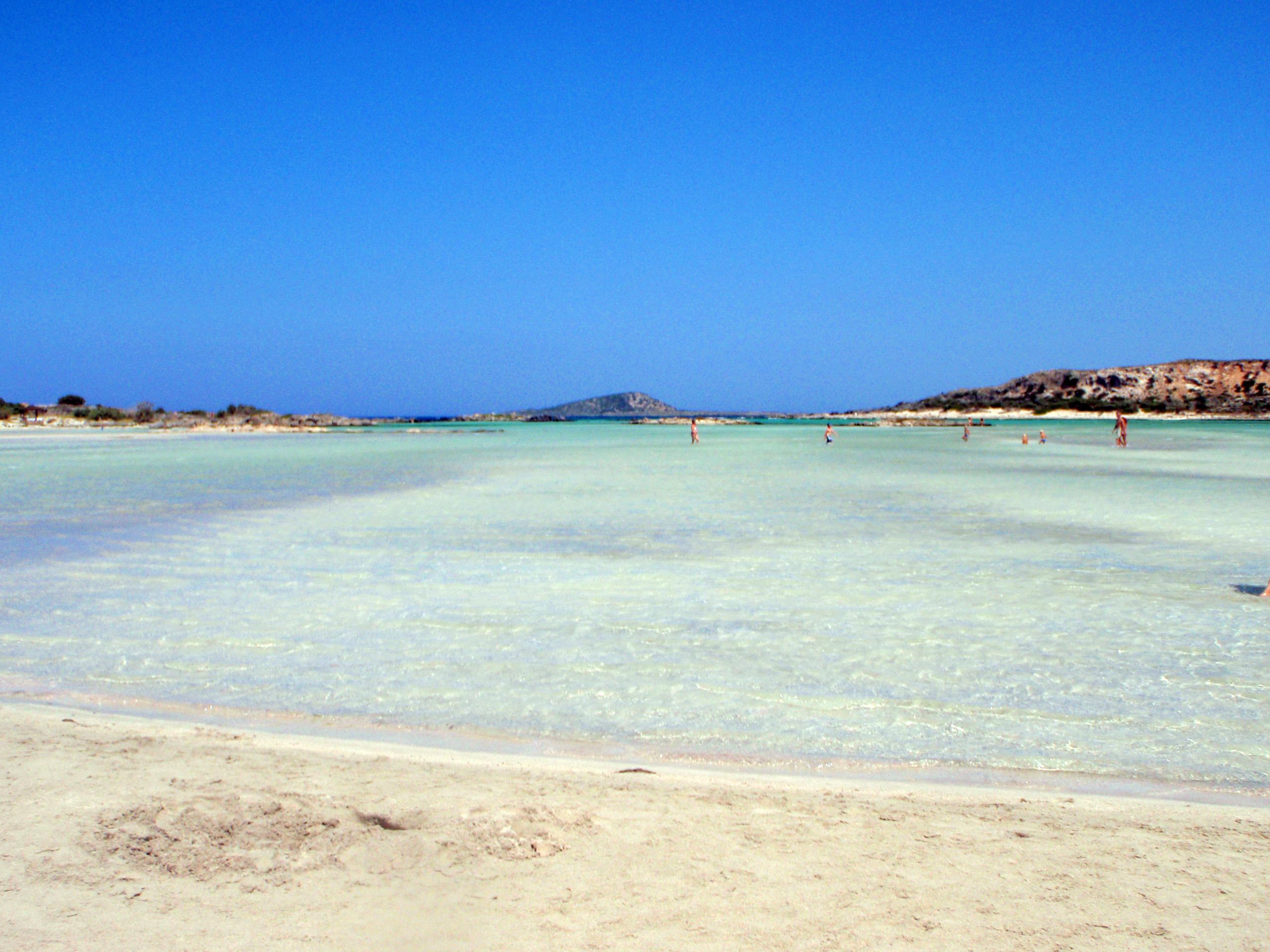 11- Elafonissi, Grécia