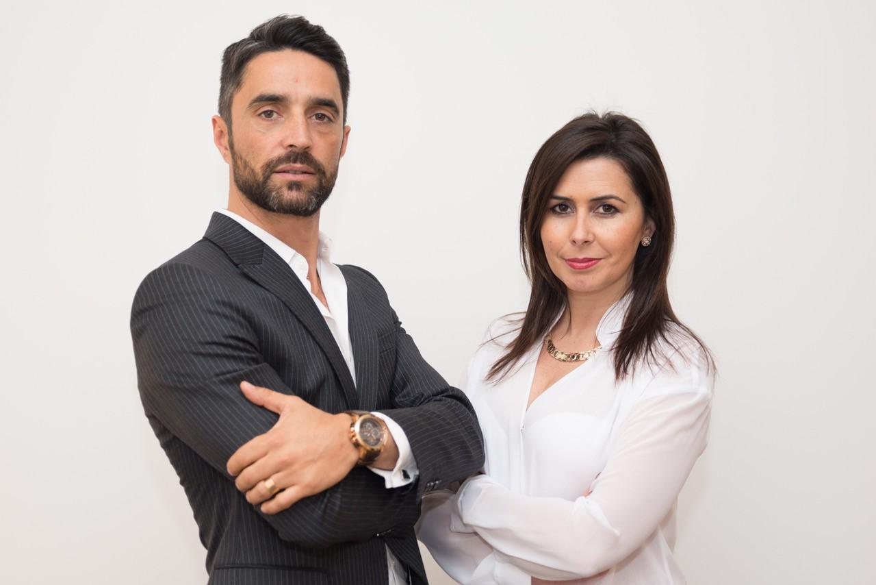 Filipe Lourenço e Sandra Camelo, diretores executivos  / Private Luxury Real Estate