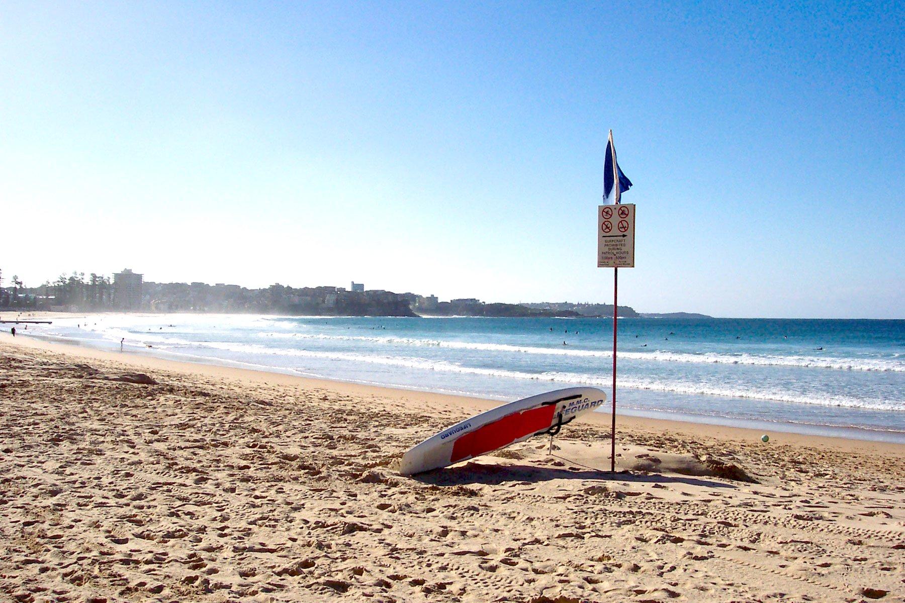 16- Manly Beach, Australia