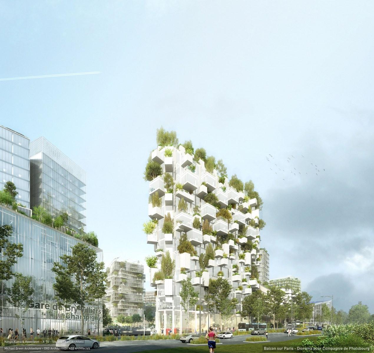 Recriação do edifício e do seu contexto