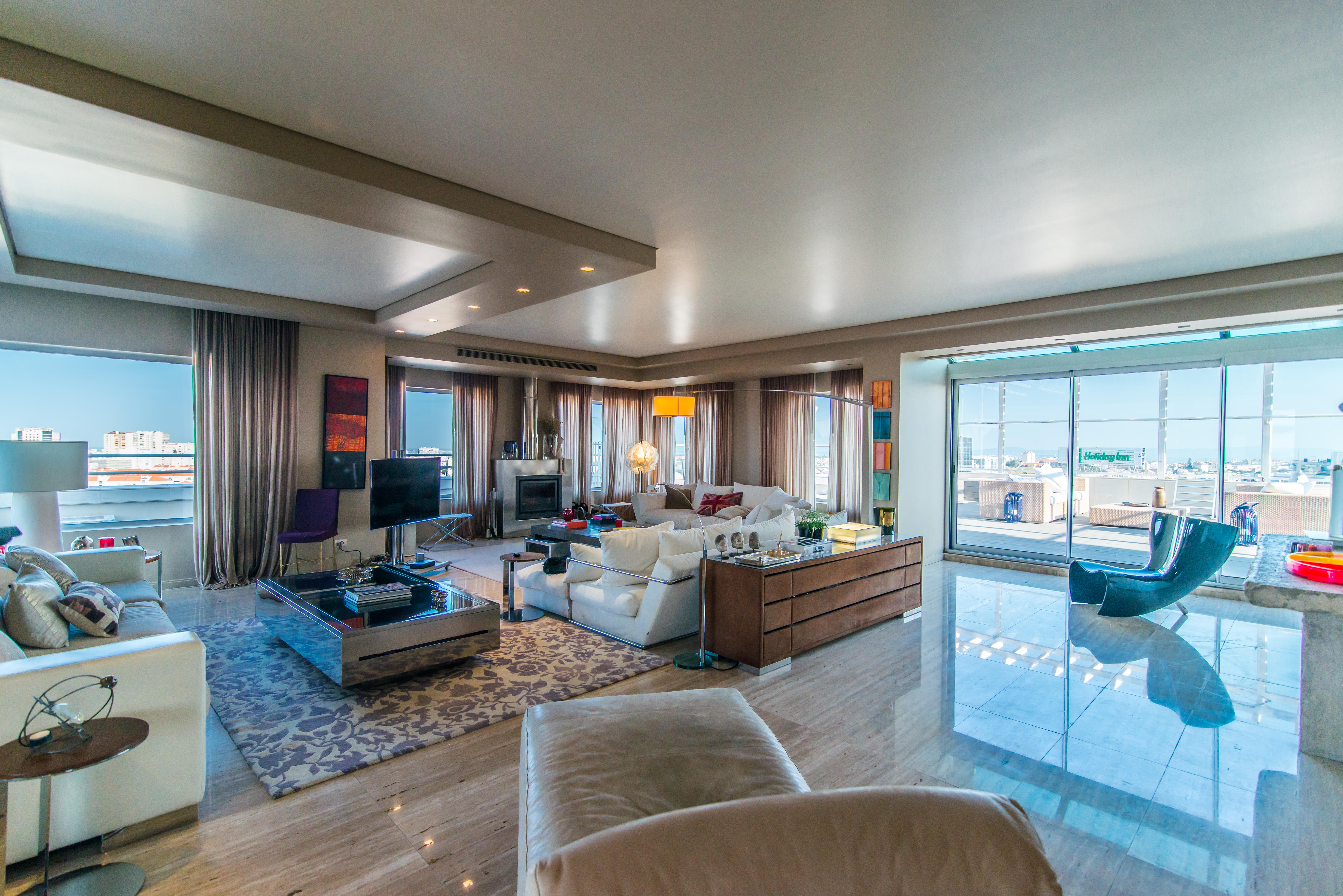 Penthouse em Lisboa à venda por 3,8 milhões de euros / Private Luxury Real Estate