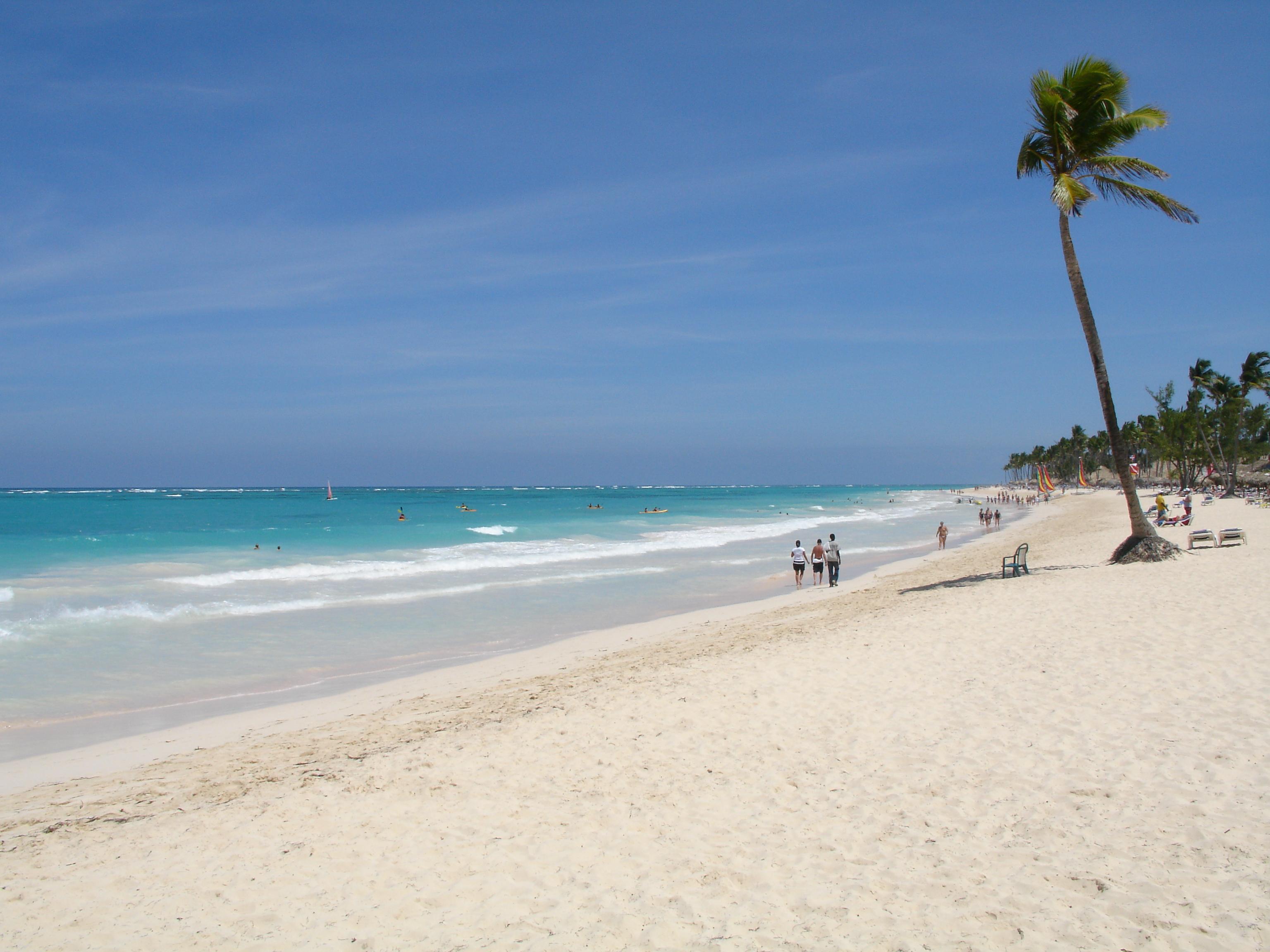 9- Bavaro Beach, República Dominicana