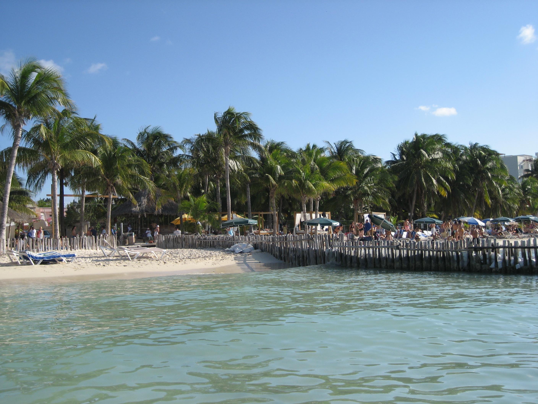 10- Playa Norte, Ilha das Mulheres
