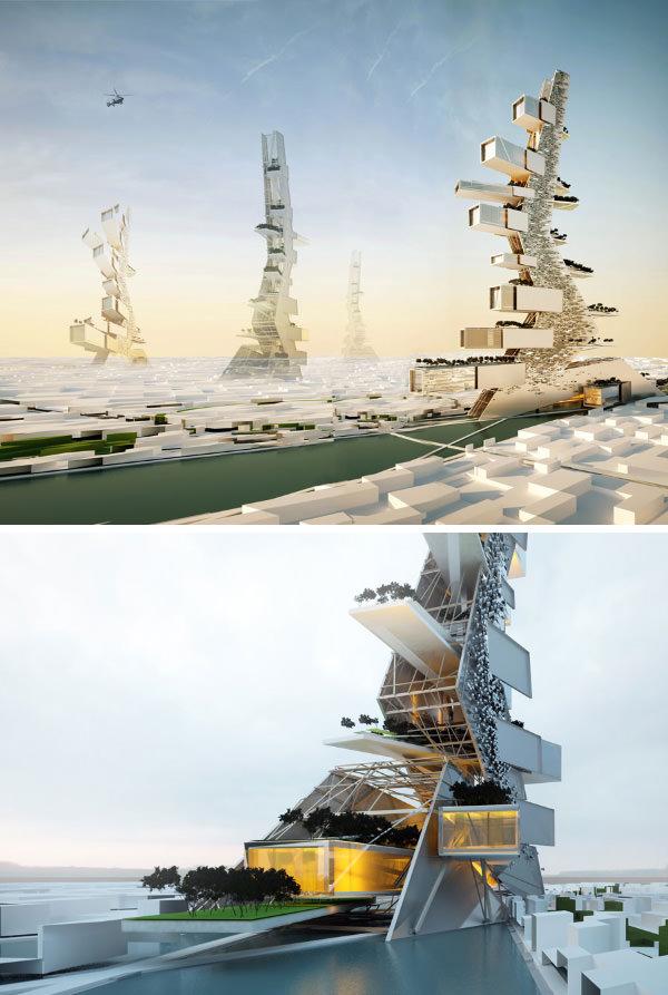 Arranha-céus do futuro