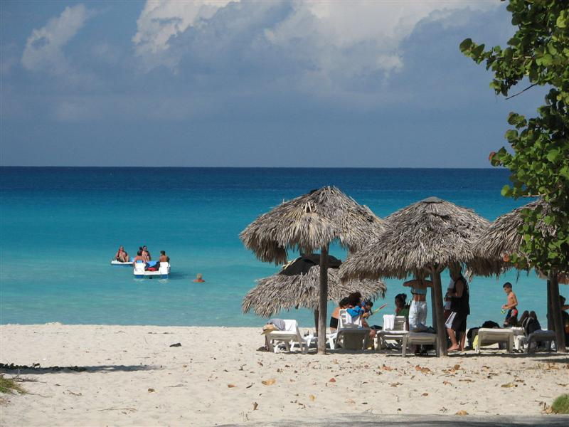 3- Varadero Beach, Cuba