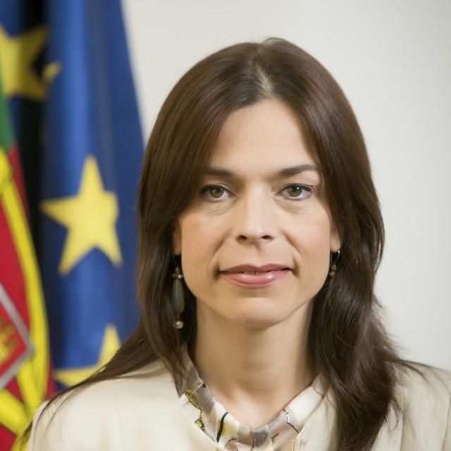 Ana Pinho, secretária de Estado da Habitação /  República Portuguesa