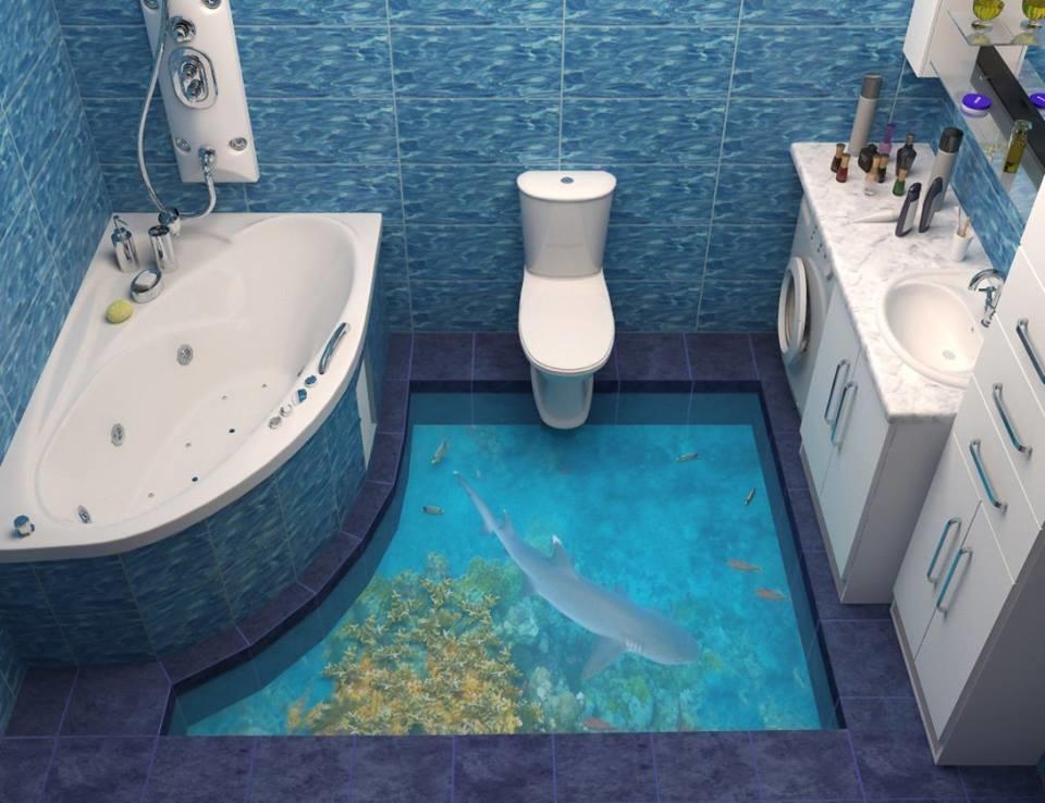Outra casa de banho...