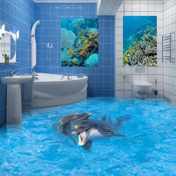 Casa de banho...