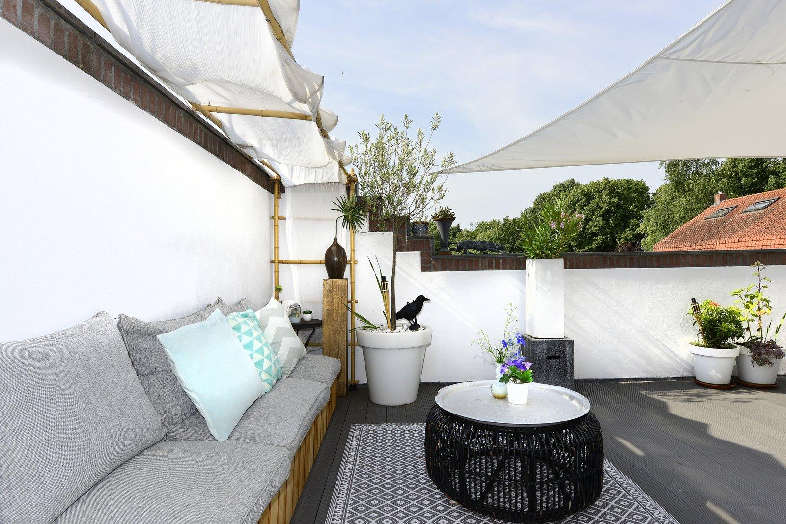O terraço
