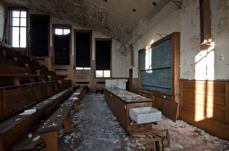Outra sala de aula
