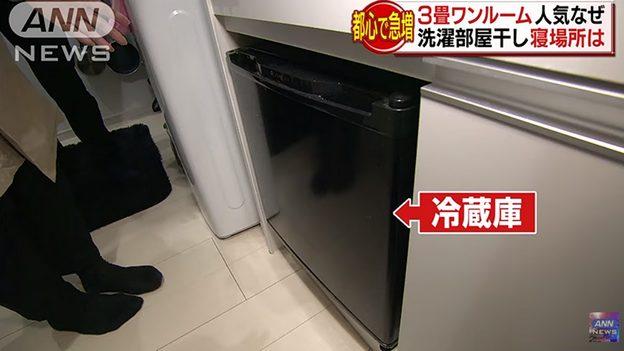 ... onde cabem eletrodomésticos