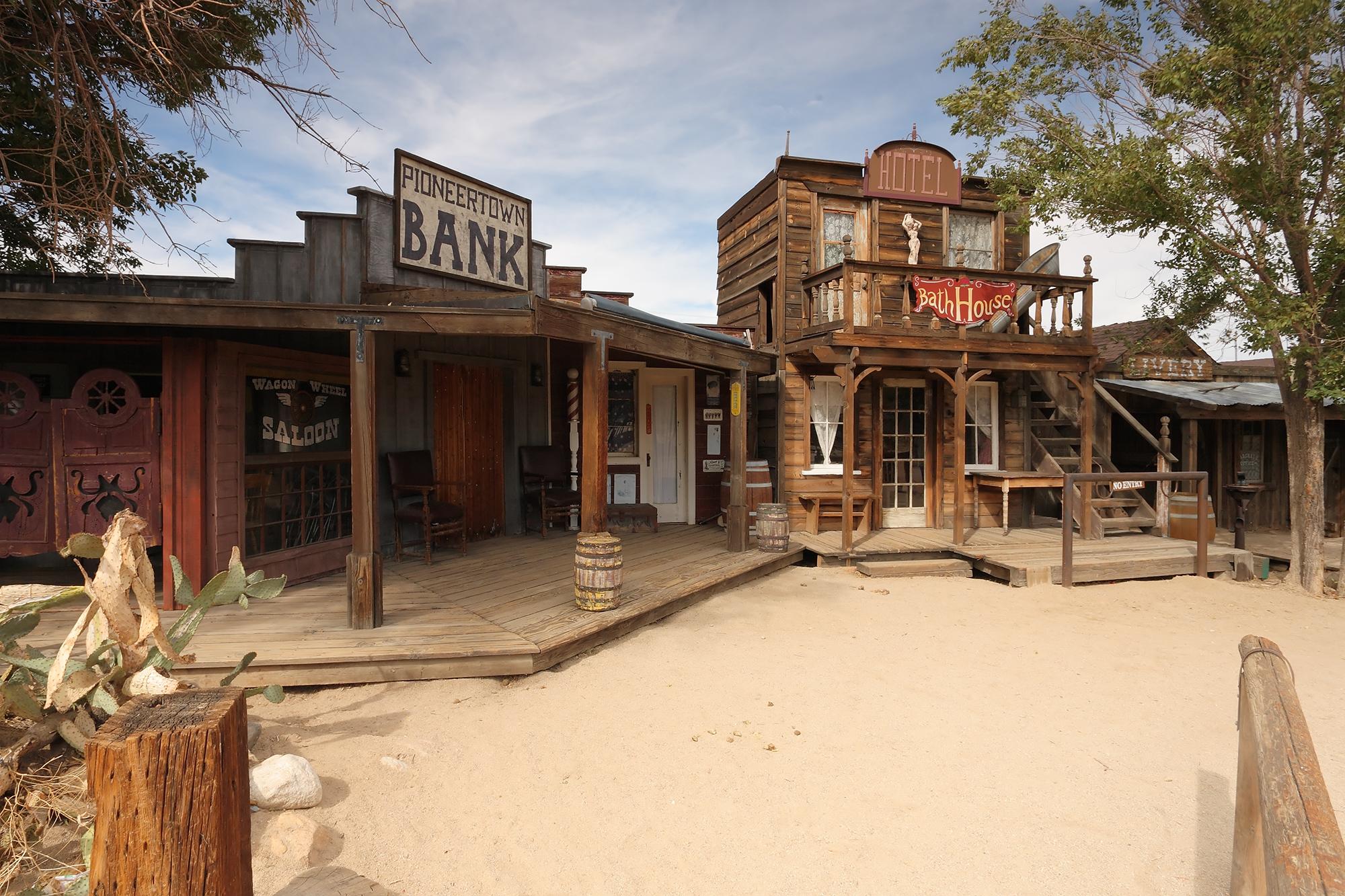 Pioner Town, Califórnia