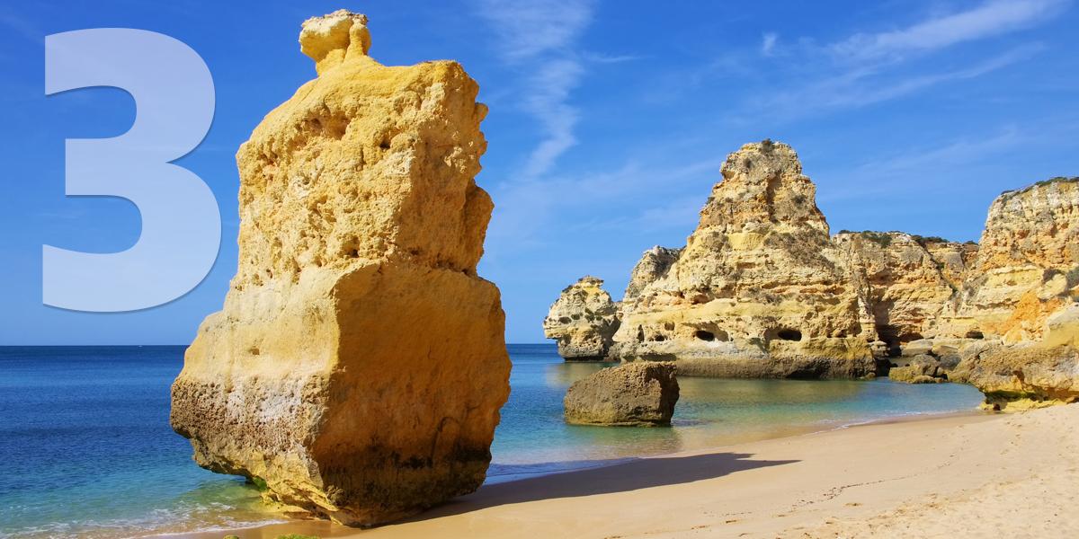 Algarve, Portugal: 68,24 libras/78 euros