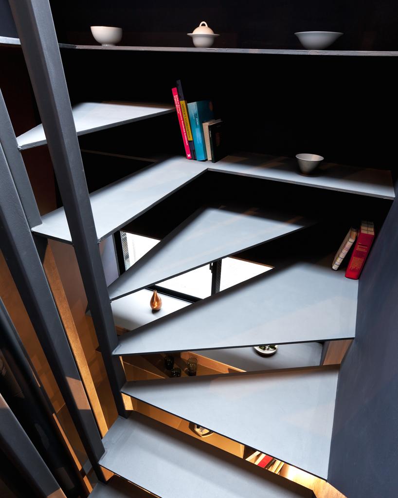 Escadas bem aproveitadas