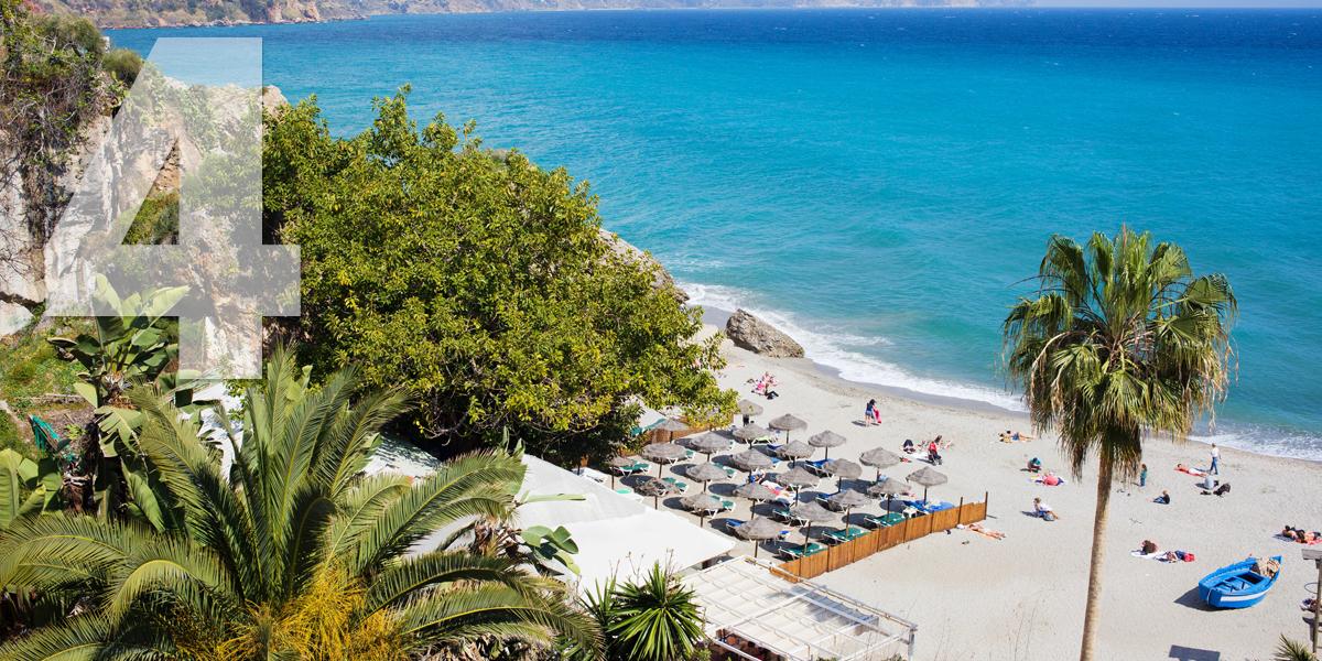 Costa del Sol, Espanha: 71,5 libras/81,7 euros
