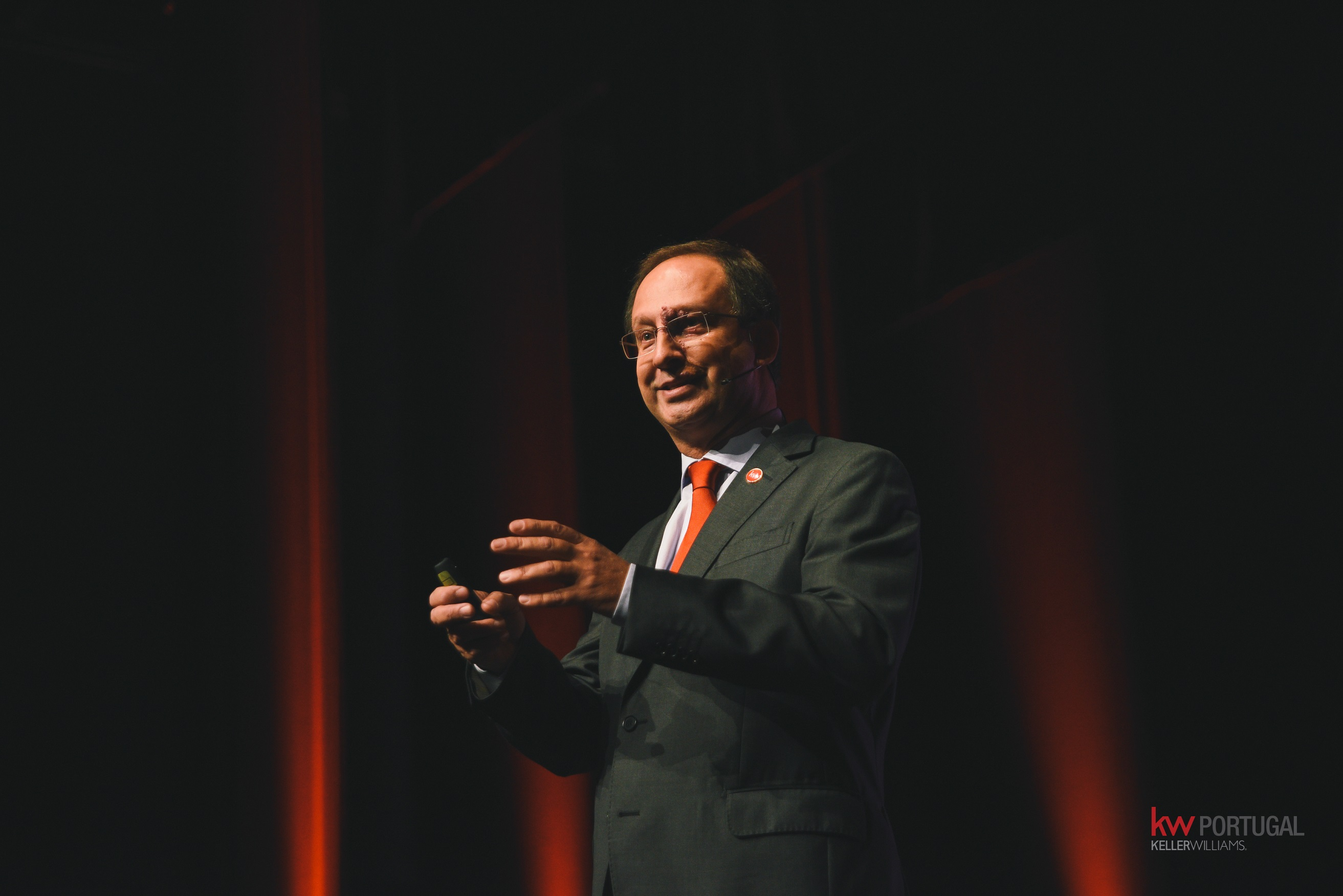 Eduardo Garcia e Costa, CEO da KW Portugal / Keller Williams
