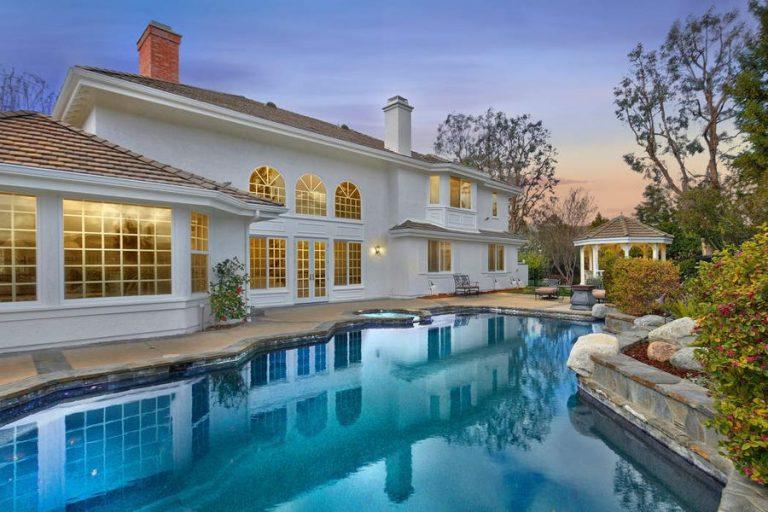 A casa tem mais de 500 m2...