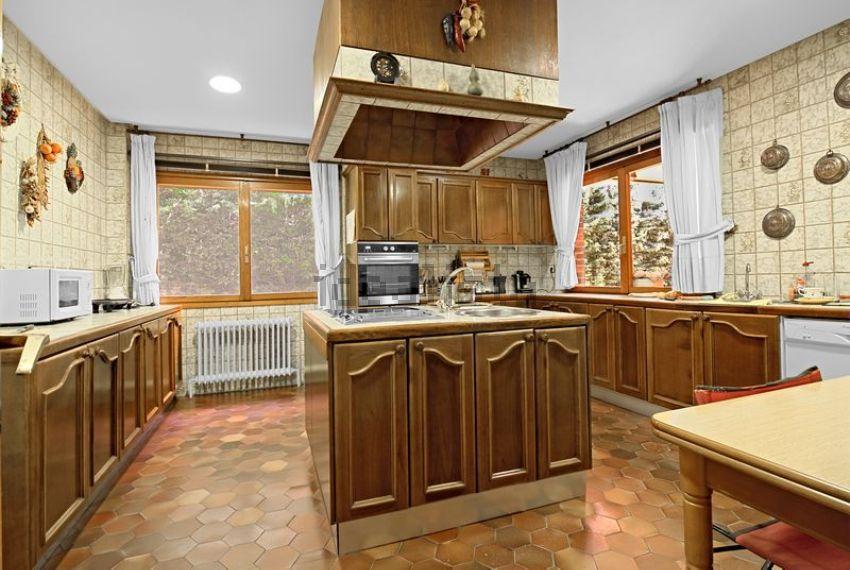 ... e aqui a cozinha