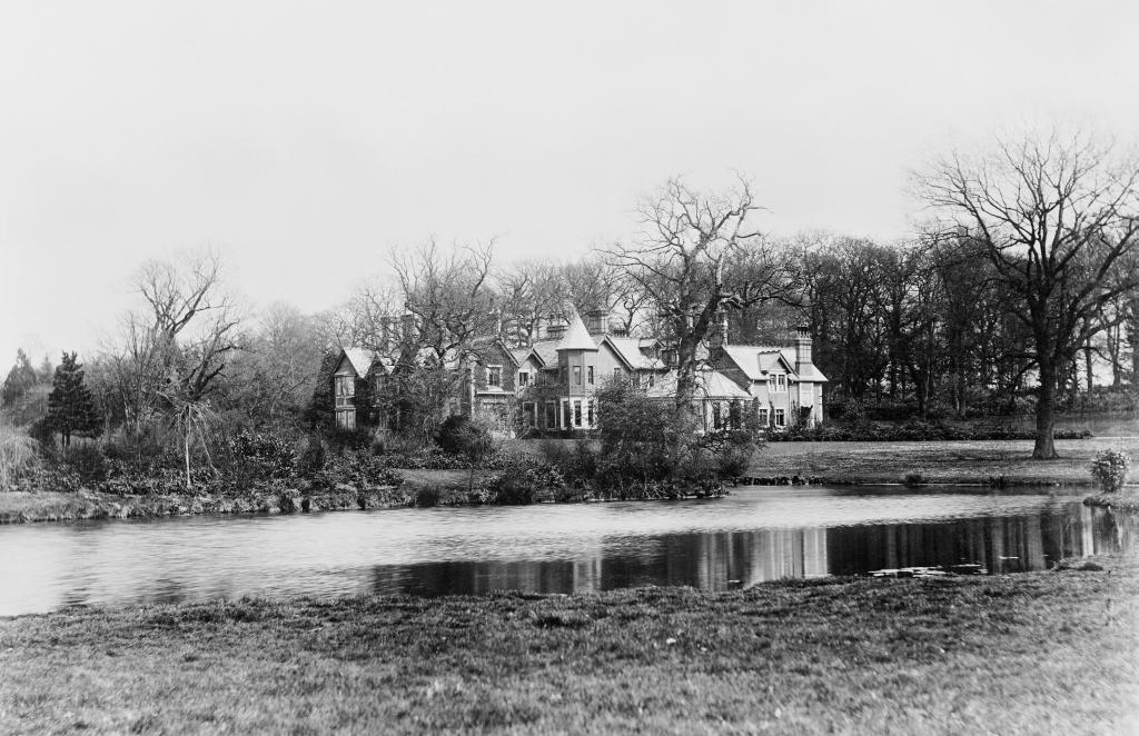 A propriedade no ano de 1897
