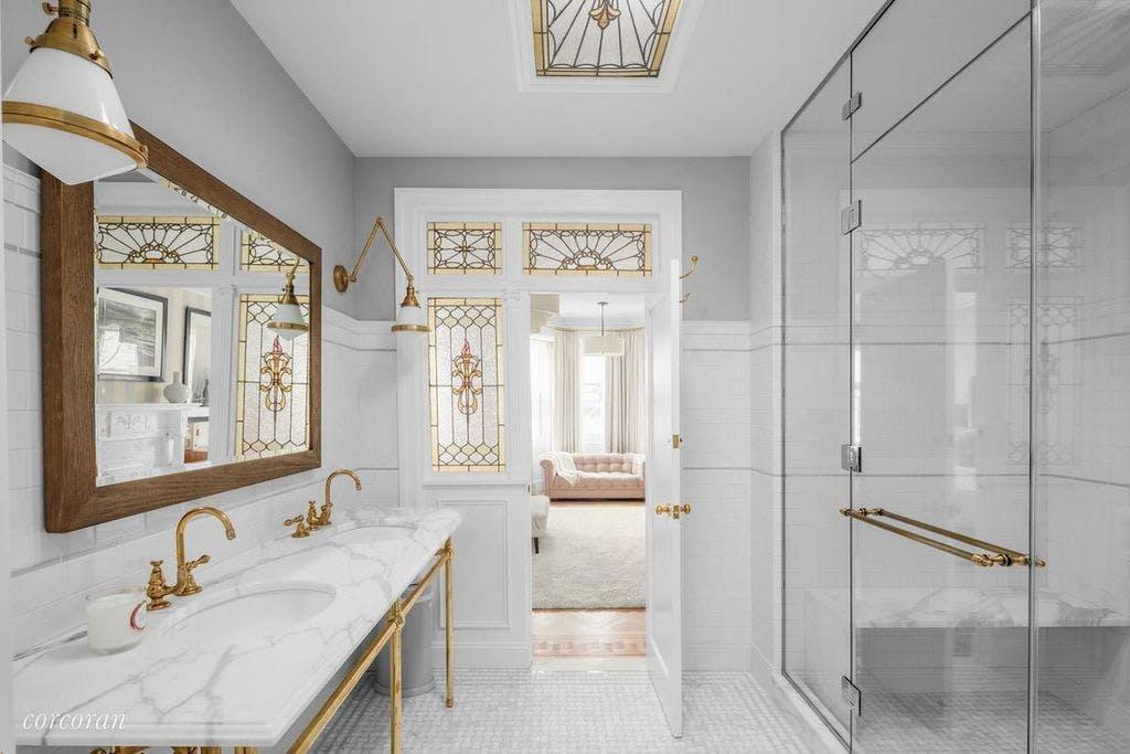 Uma casa de banho