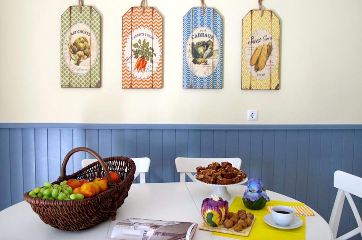 Outro projeto executado este ano pela decoradora Rafaela Fraga Brás / Fixando
