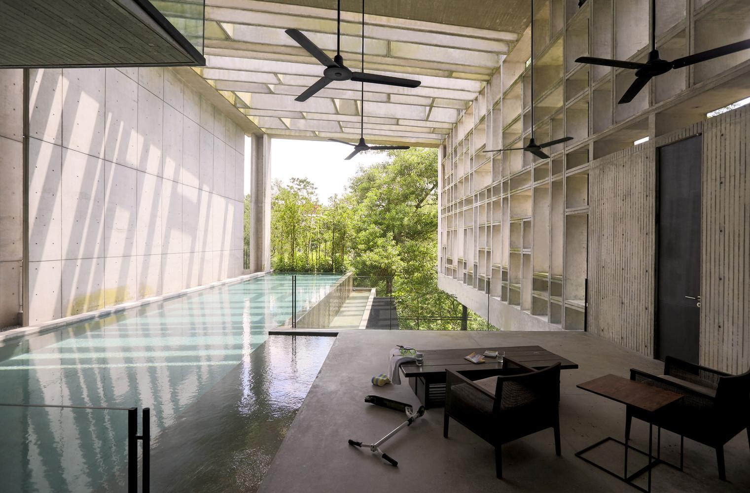 Casa Caja tropical (WHBC Architects)
