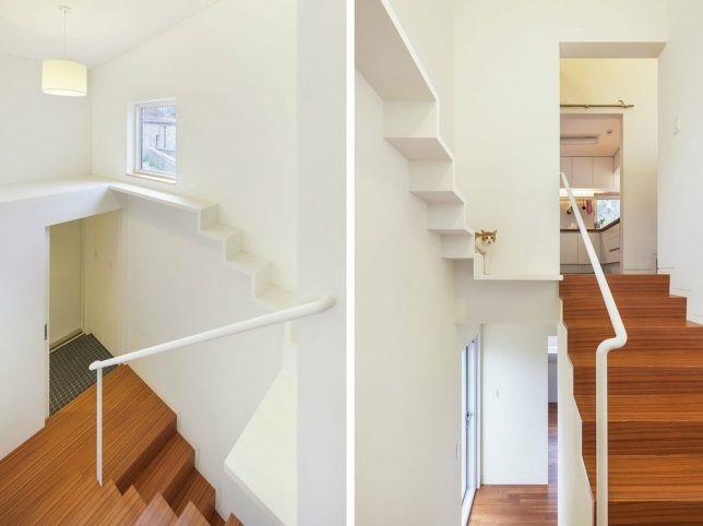 Escadas próprias